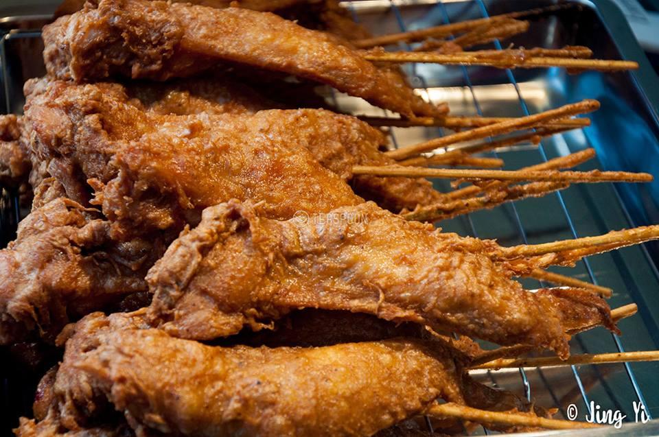 Amazing Belacan Fried Chicken 1