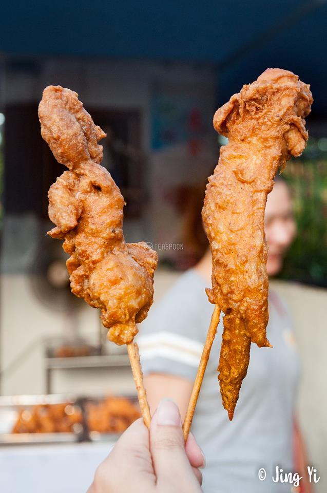 Amazing Belacan Fried Chicken 4