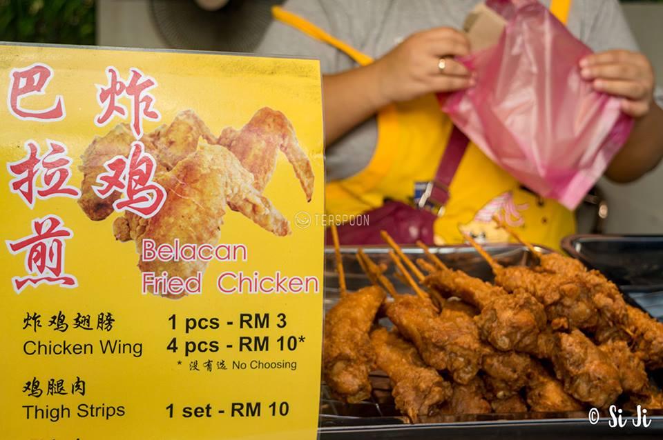 Amazing Belacan Fried Chicken 5