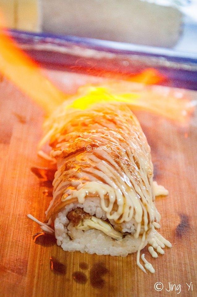 Bacon Sushi 12