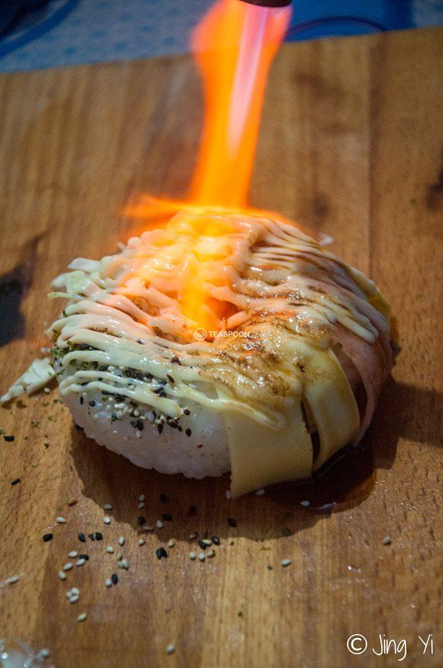 Bacon Sushi 9