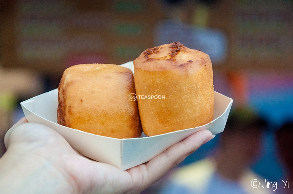 Musang King Mantou with CREAMY Durian Filling 6
