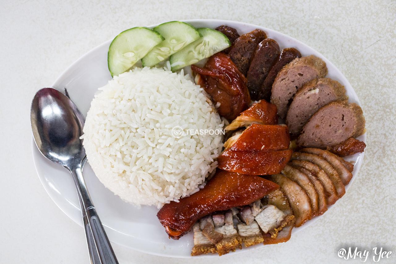 Mix All BBQ Rice