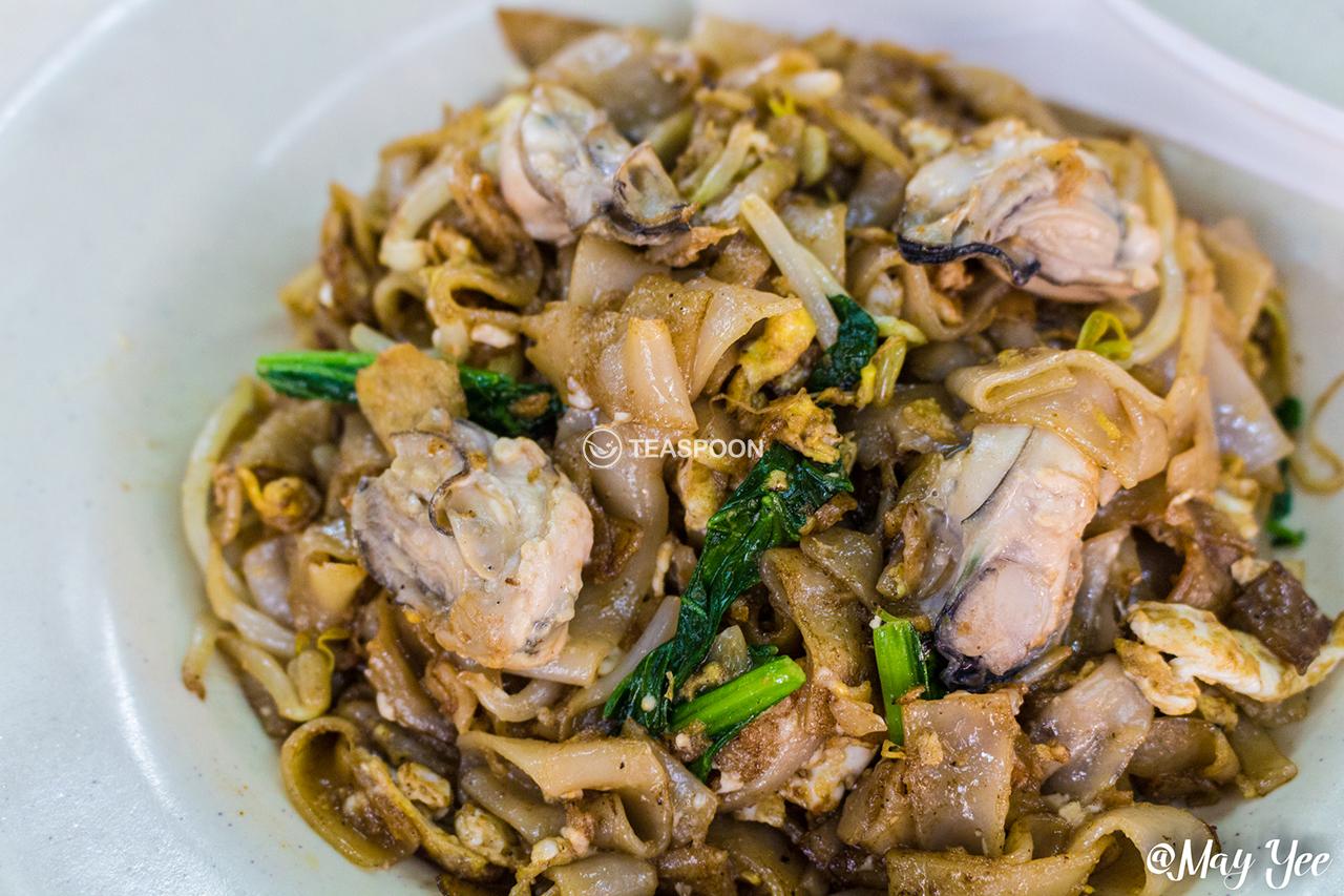Oyster Char Kueh Tiaw (2)