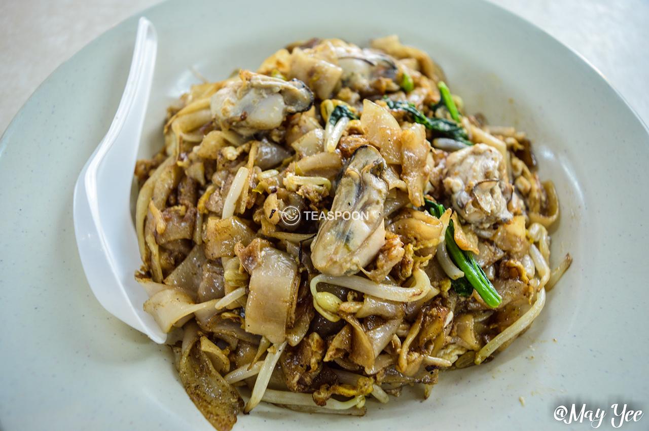 Oyster Char Kueh Tiaw