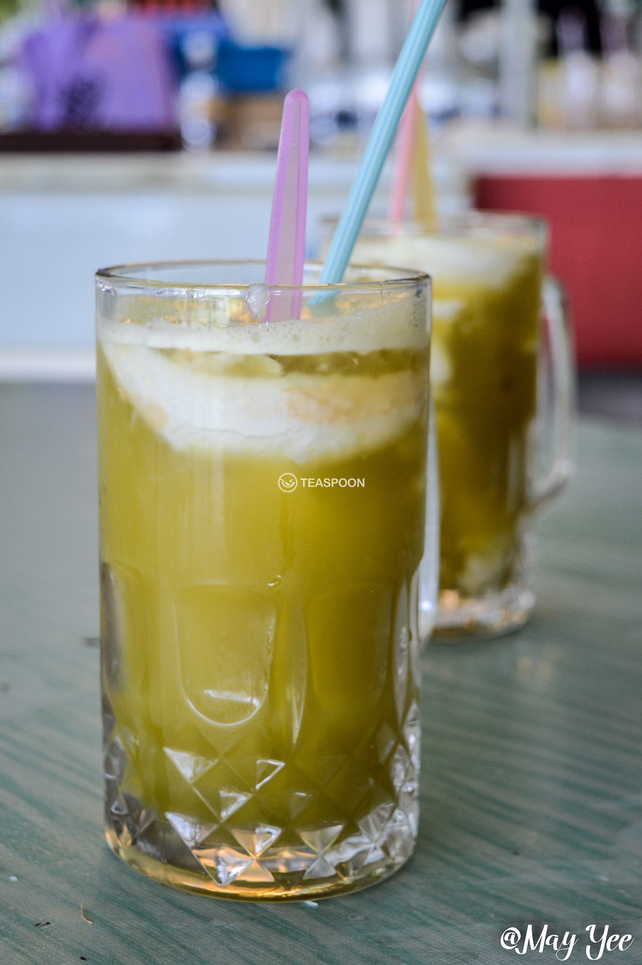 SUGARCANE & COCONUT DRINK