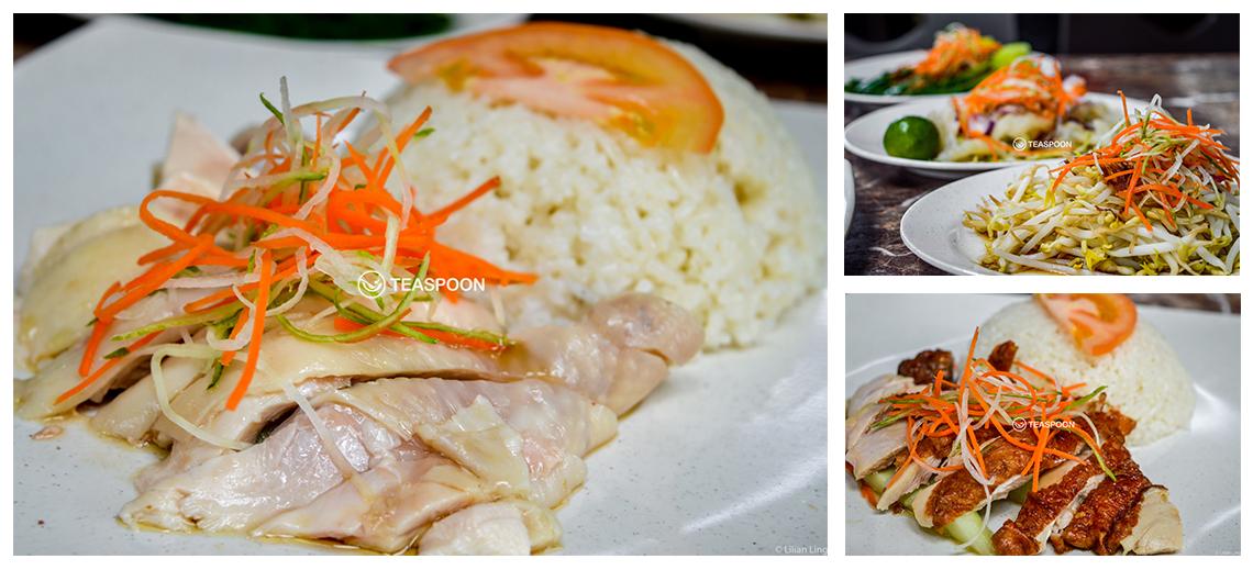 hock king chicken rice