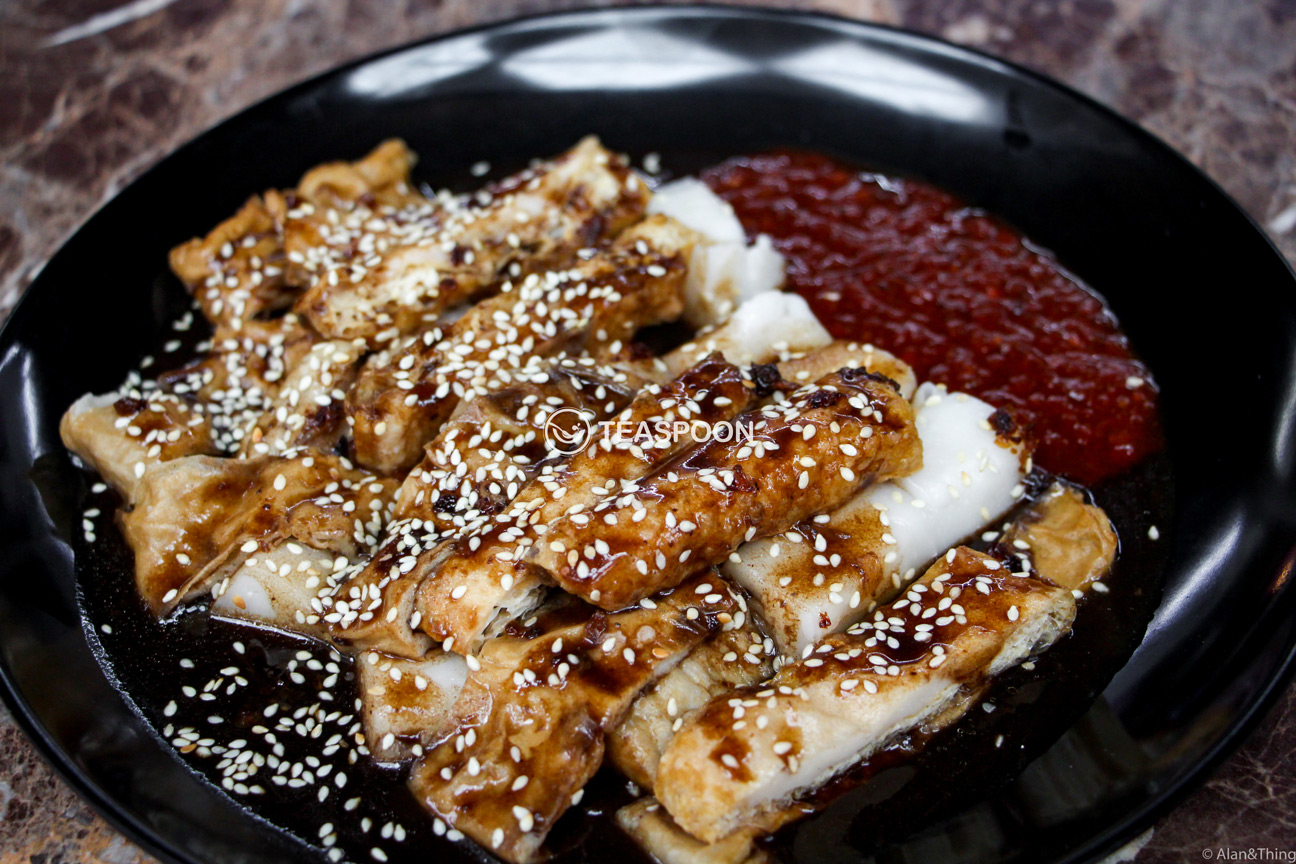 nasi lemak and chee chong fun (1)