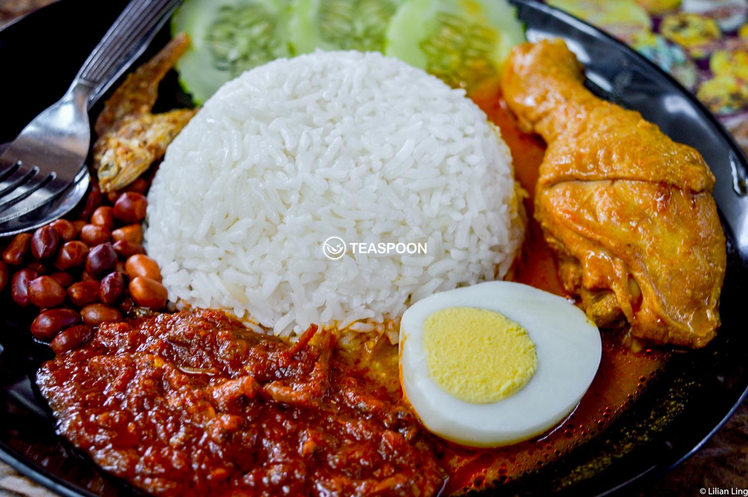 nasi lemak and chee chong fun (4)
