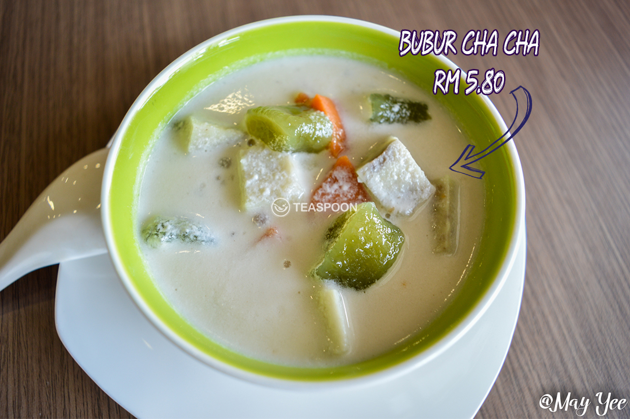 Bubur Cha Cha (3)