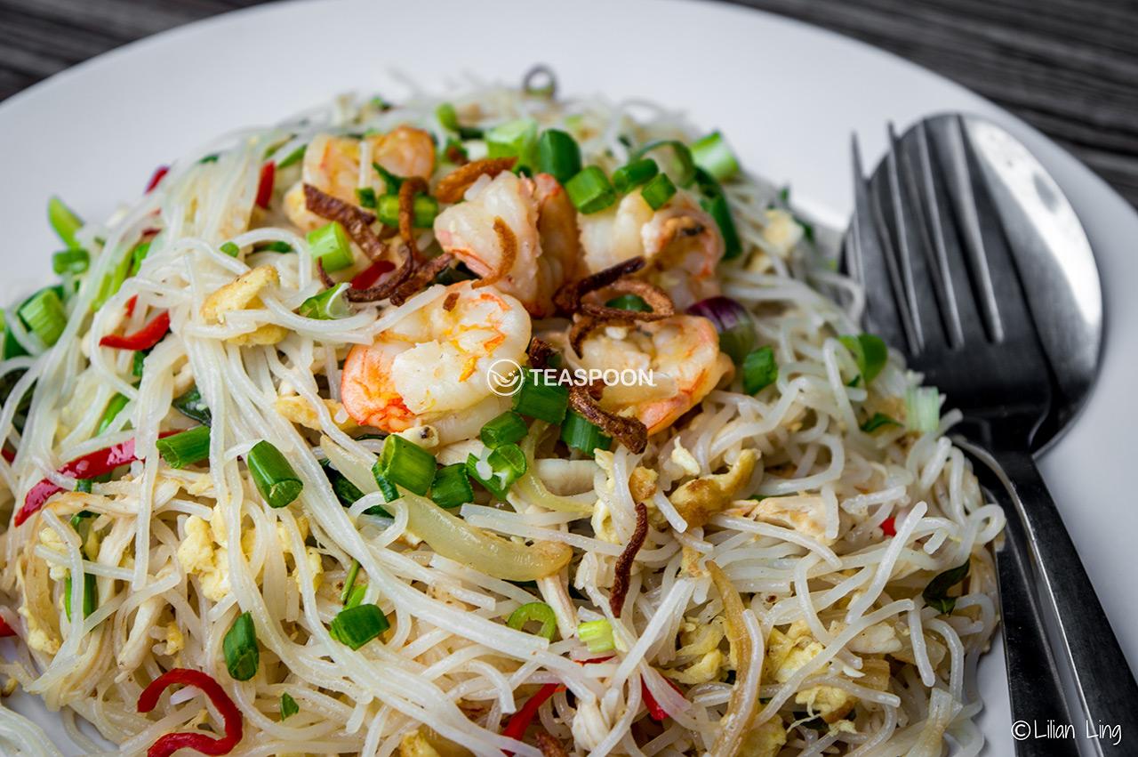 Thai Beehoon (2)