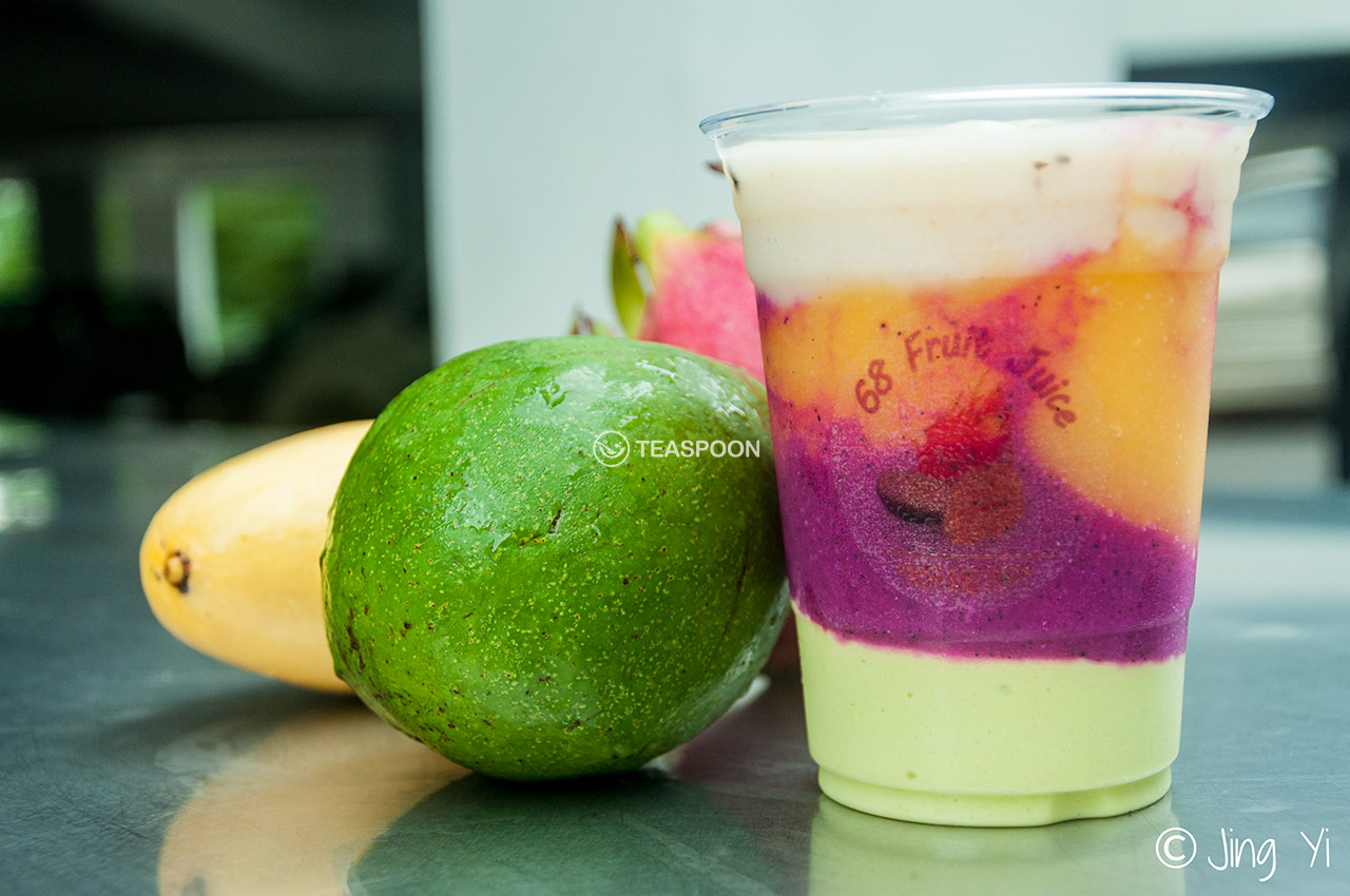 4 LAYER AVOCADO MANGO DRAGONFRUIT SOURSOP_1