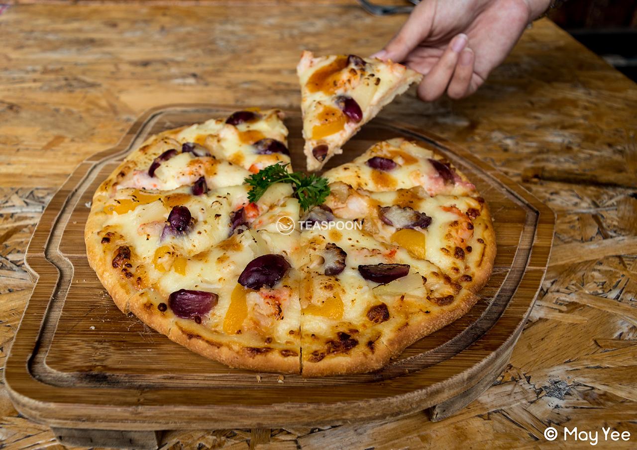 [Seafruit Pizza]