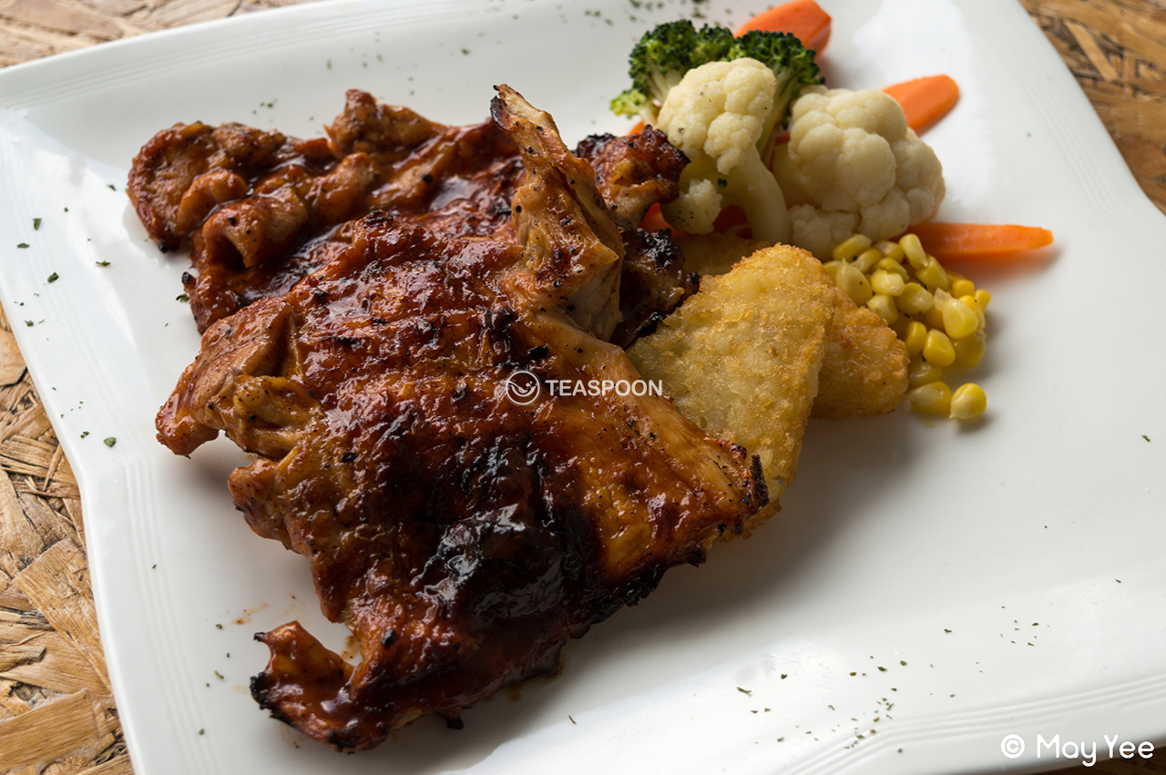 Grilled Chicken Chop (2)