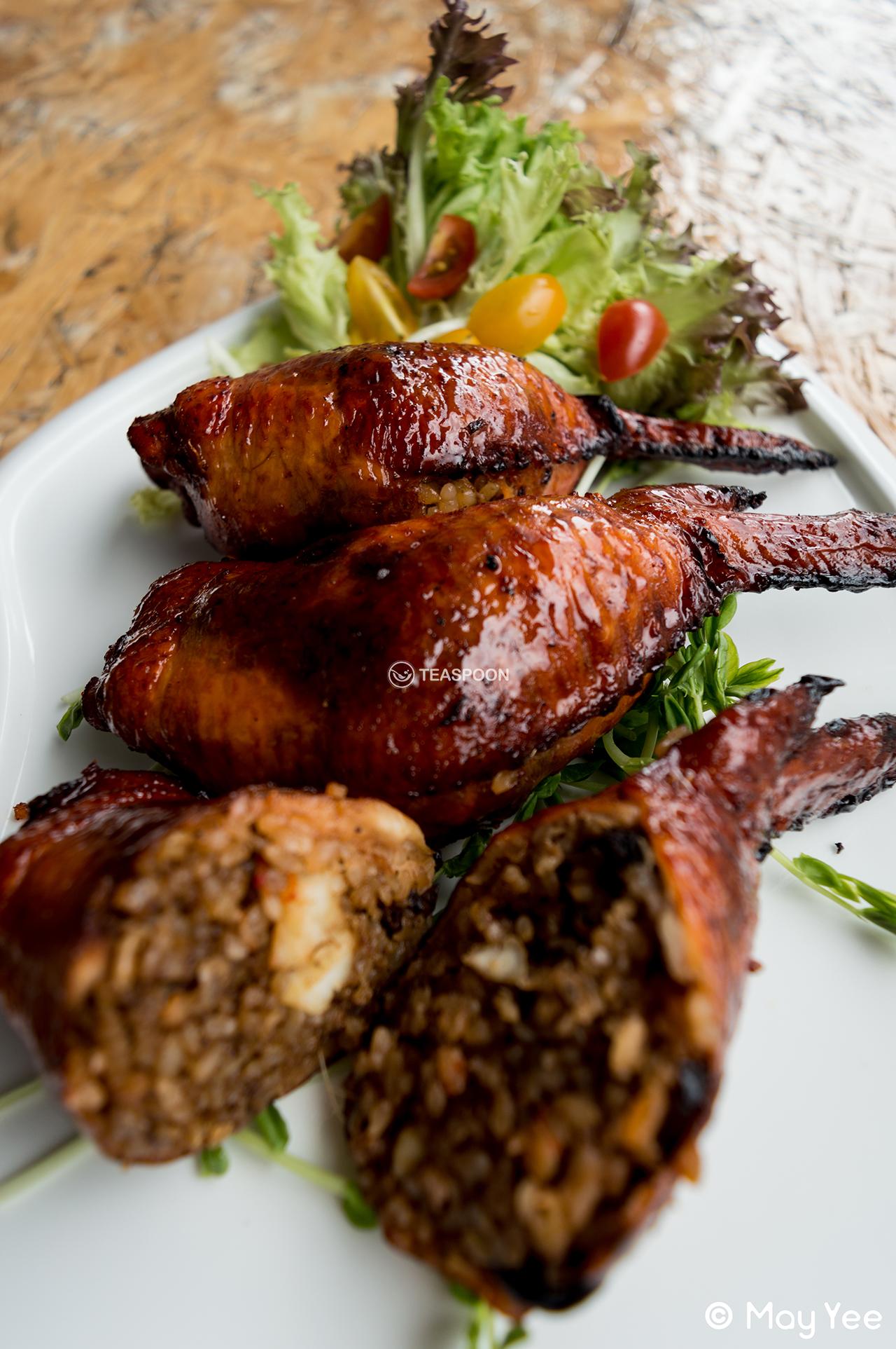 Stuffed Chicken Wings (2)