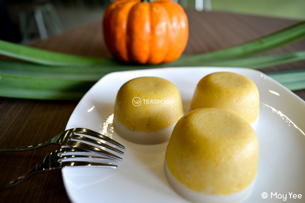Pumpkin Kueh Talam
