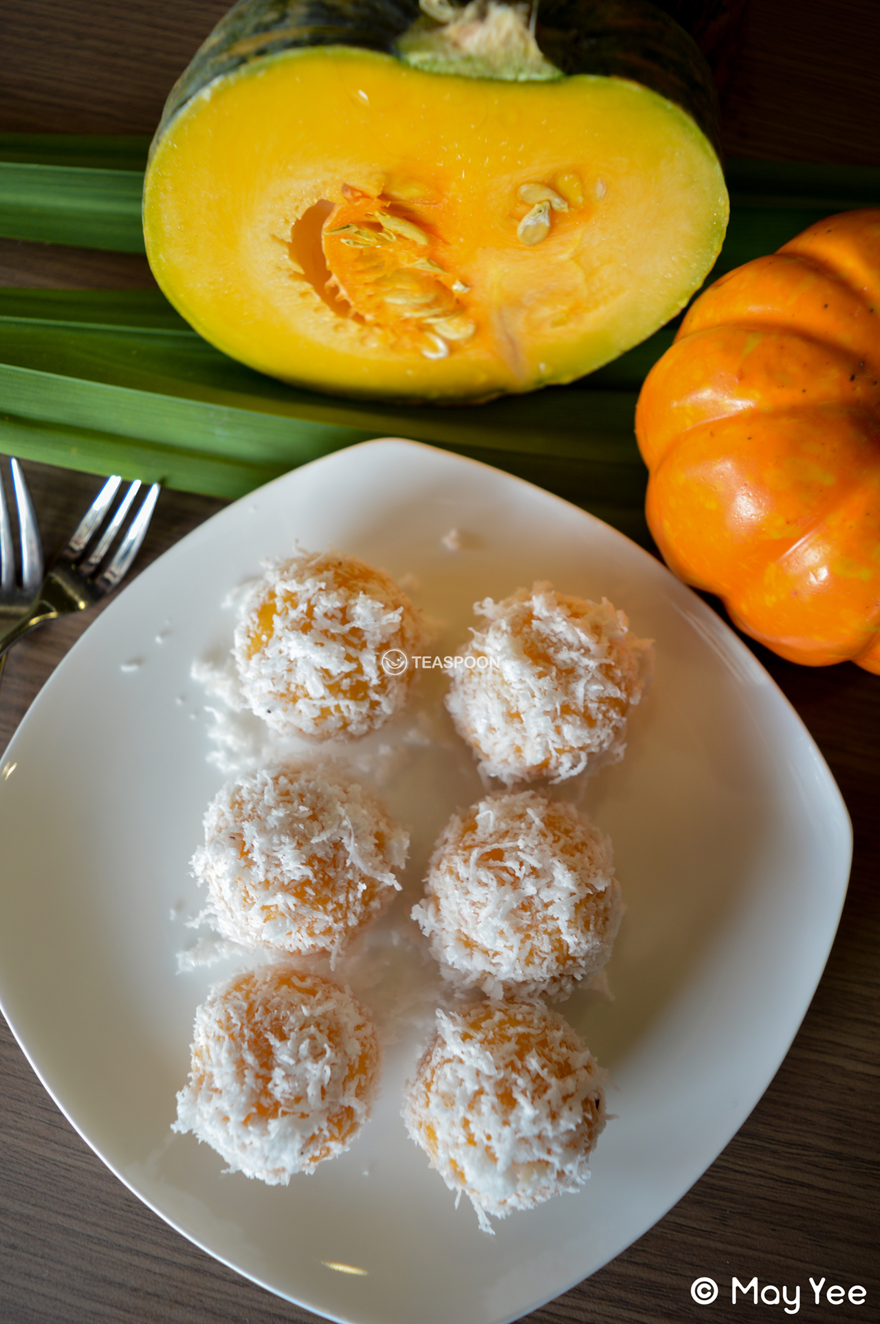 Pumpkin Ondeh Ondeh (6)