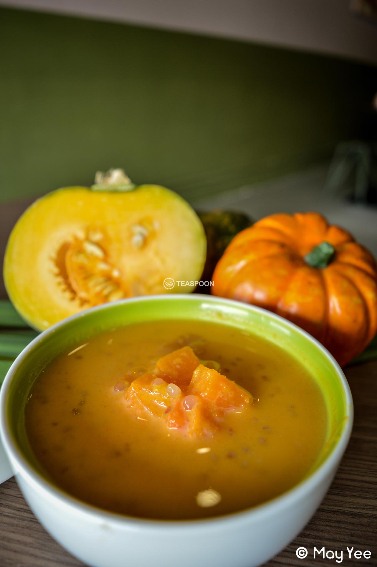 Pumpkin Sago (2)