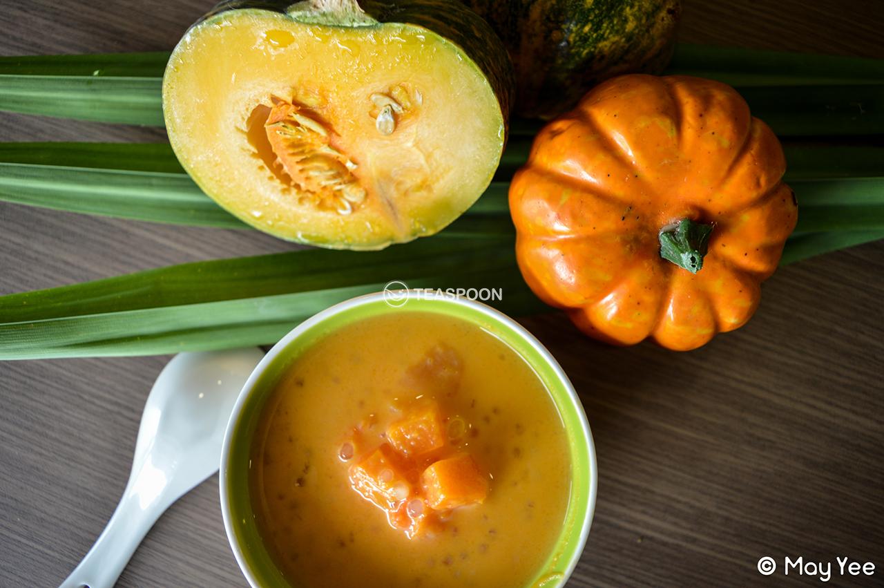 Pumpkin Sago (5)