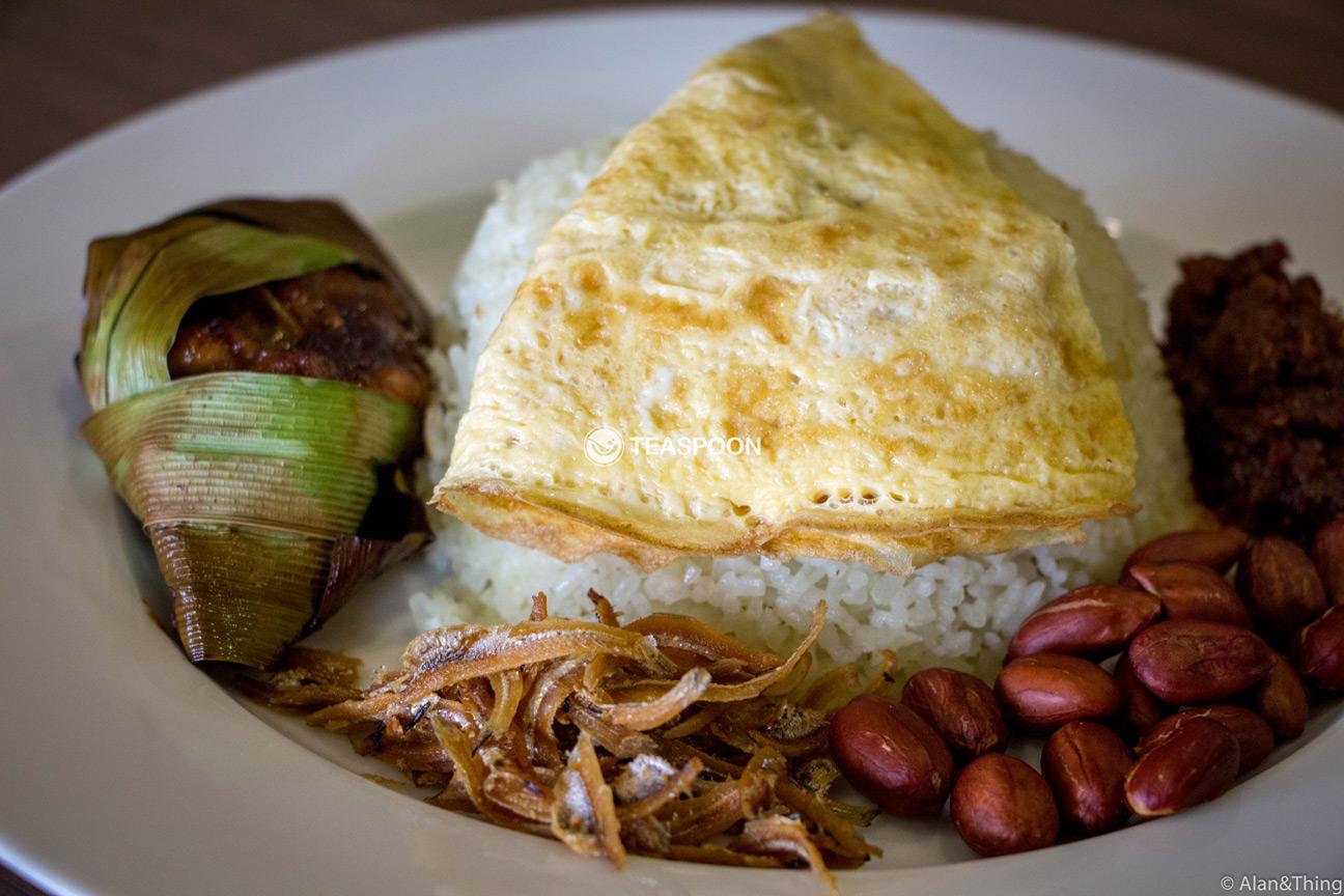 nasi lemak (5)