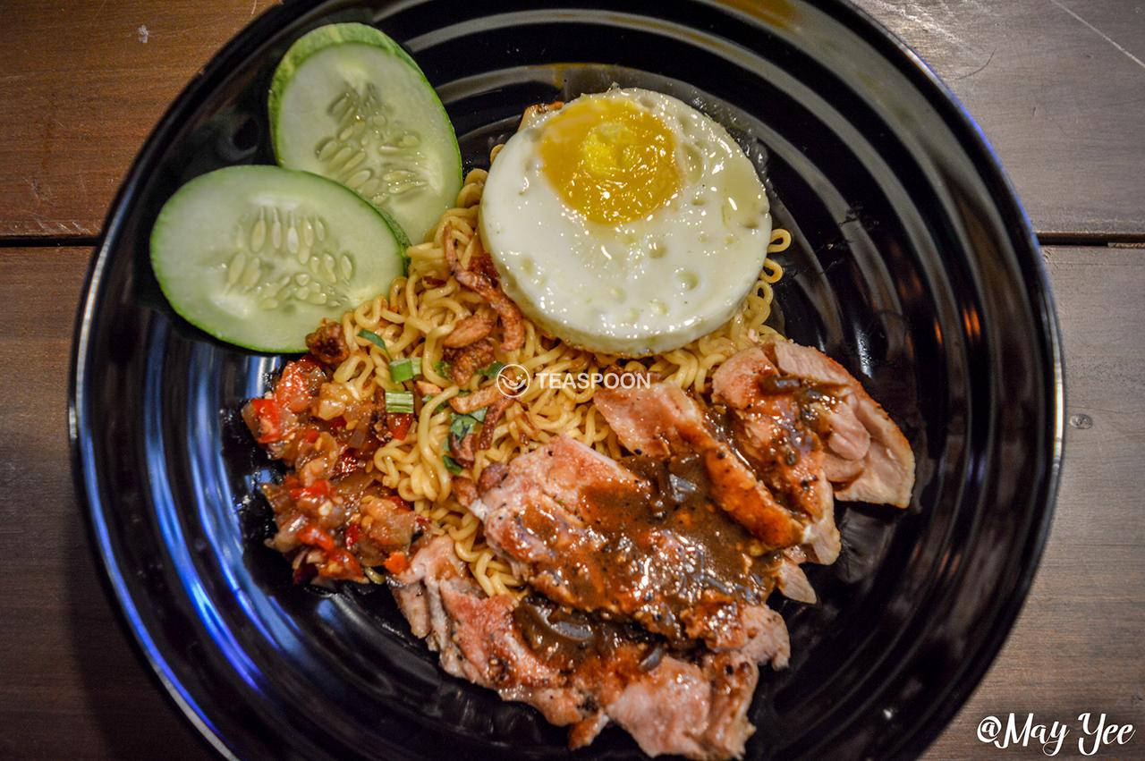 Indoshiok Ayam Chop