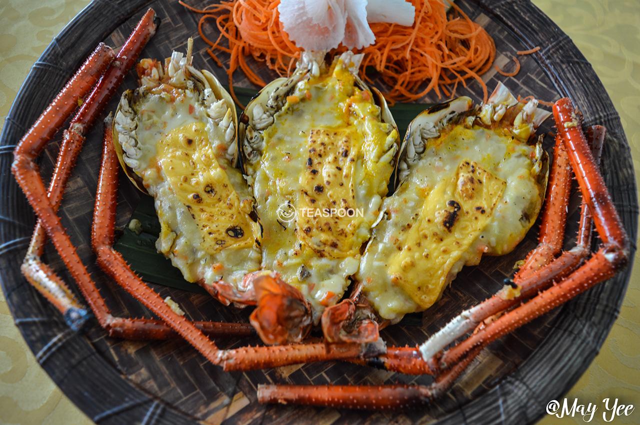 Cheesy Udang Galah (2)