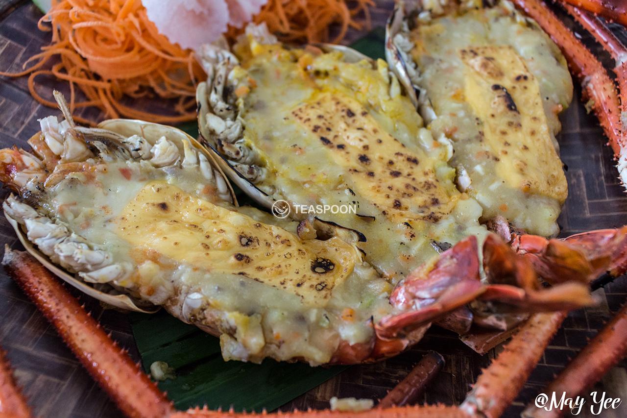 Cheesy Udang Galah (3)