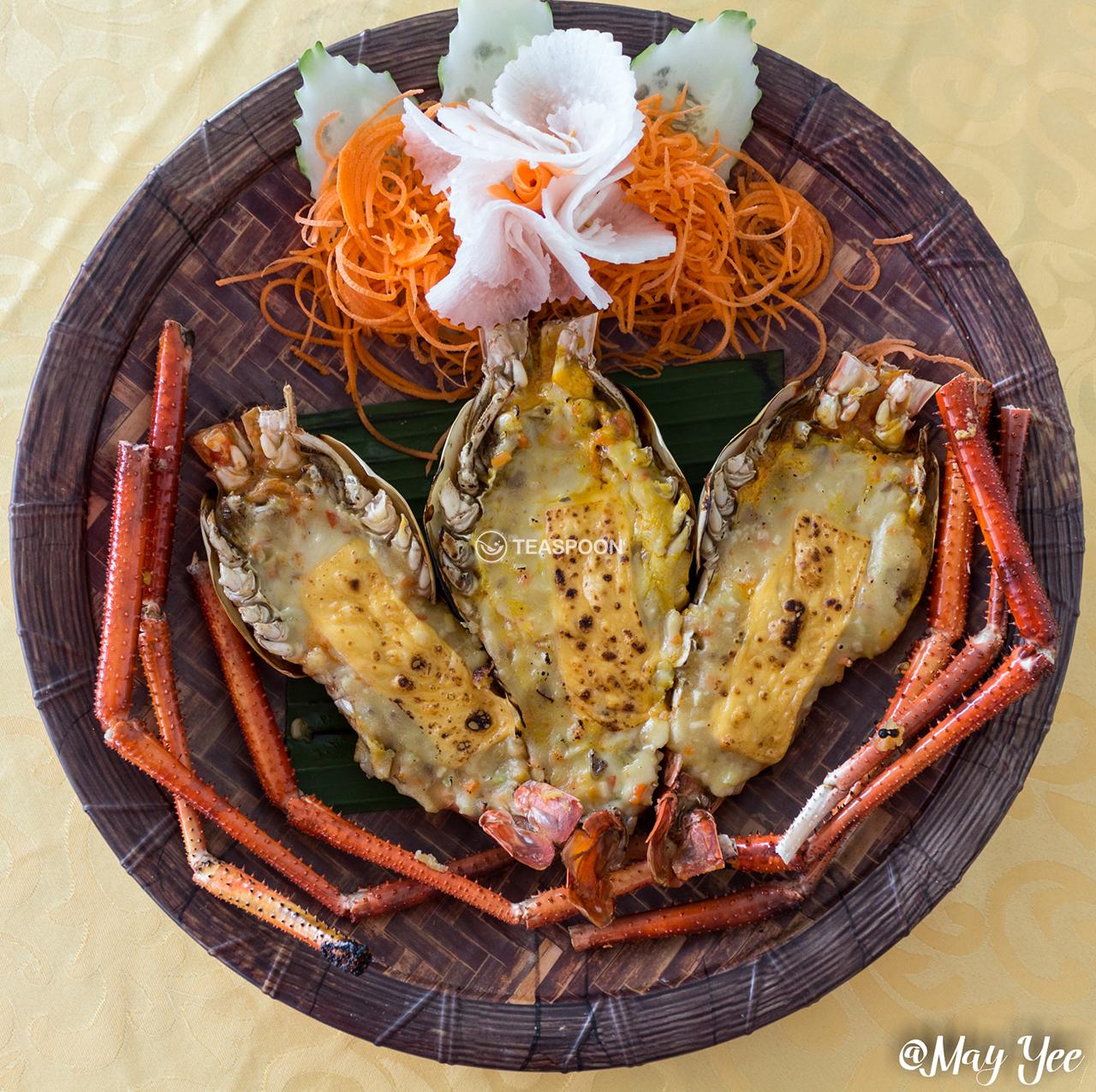 Cheesy Udang Galah (4)
