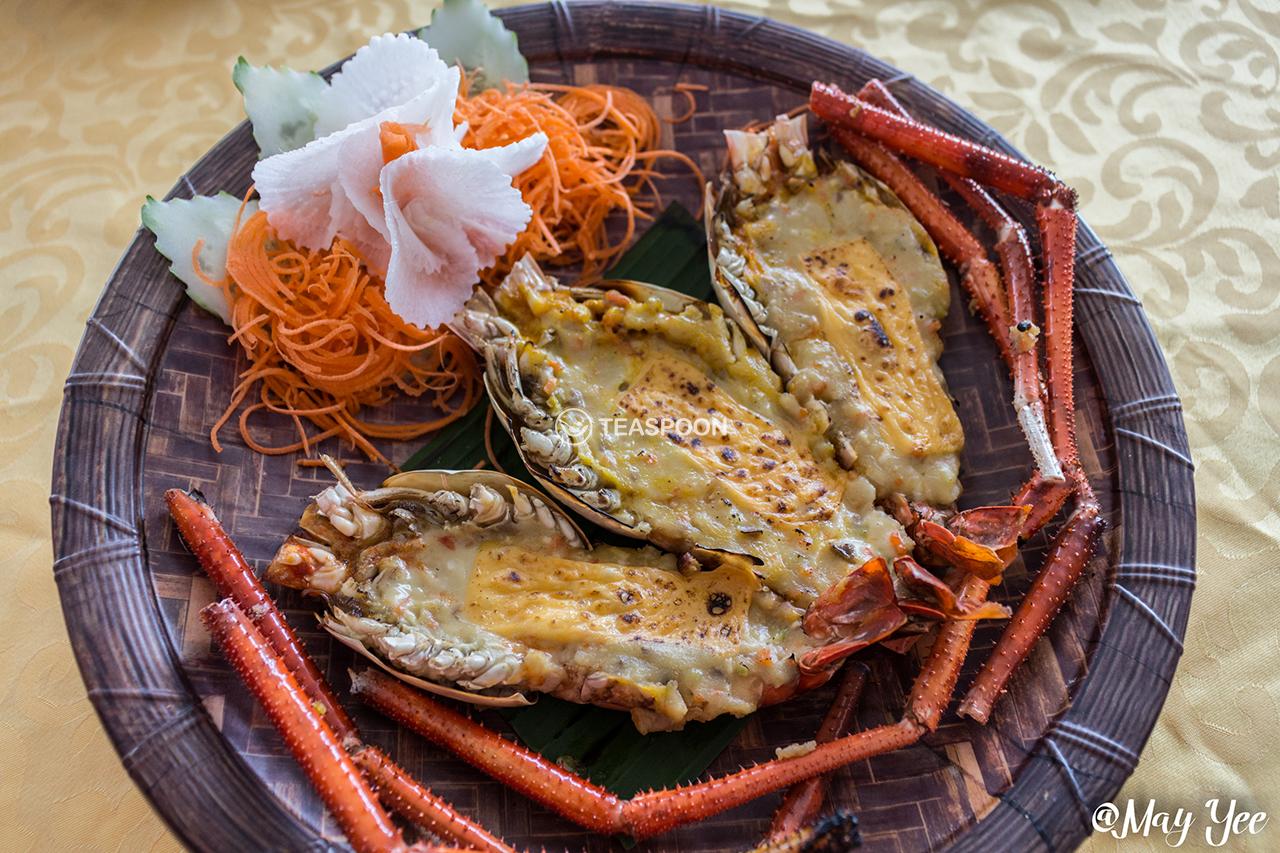 Cheesy Udang Galah (5)