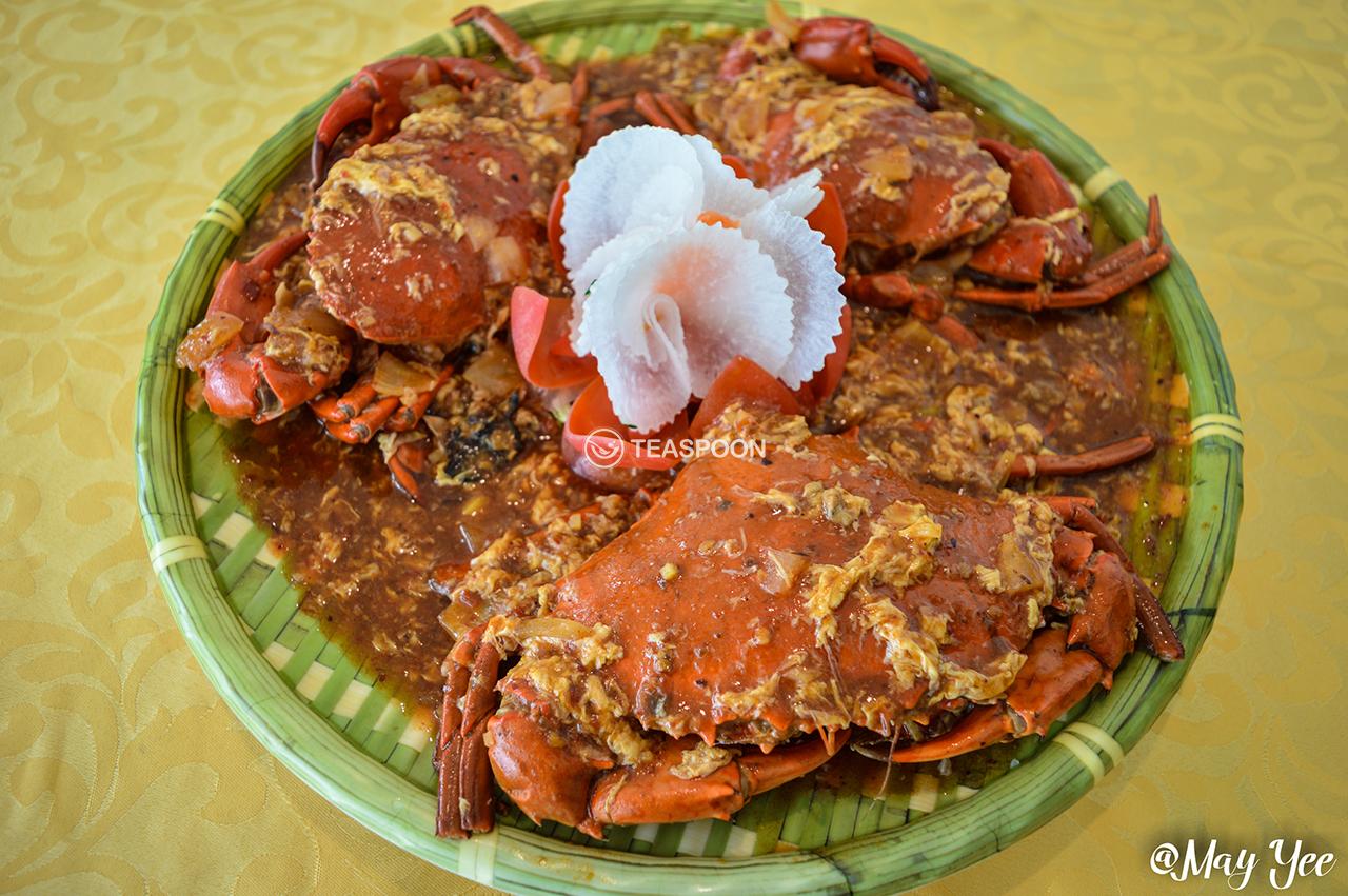 Singapore Chili Crab (2)