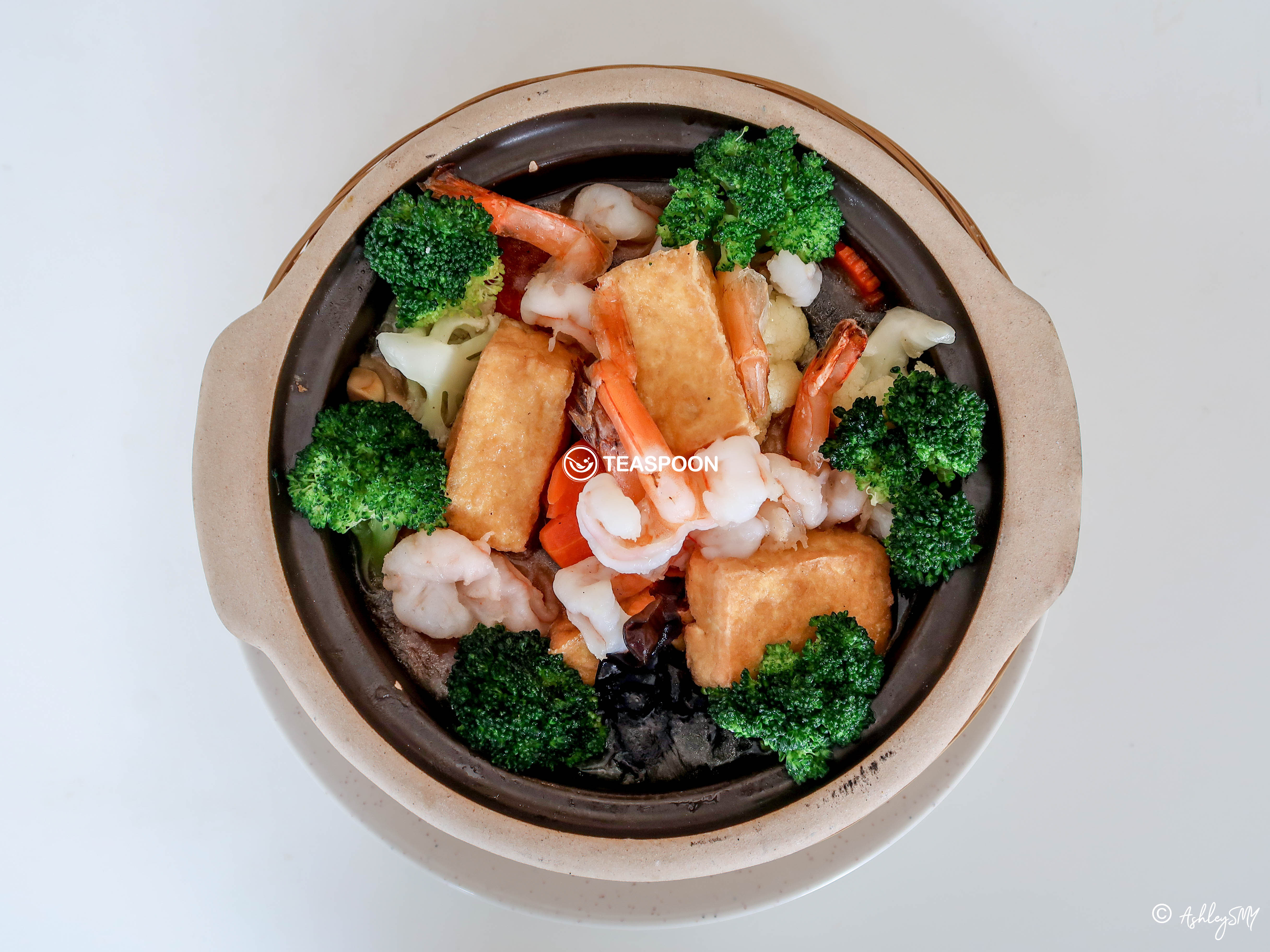 Claypot Seafood & Tofu (1)