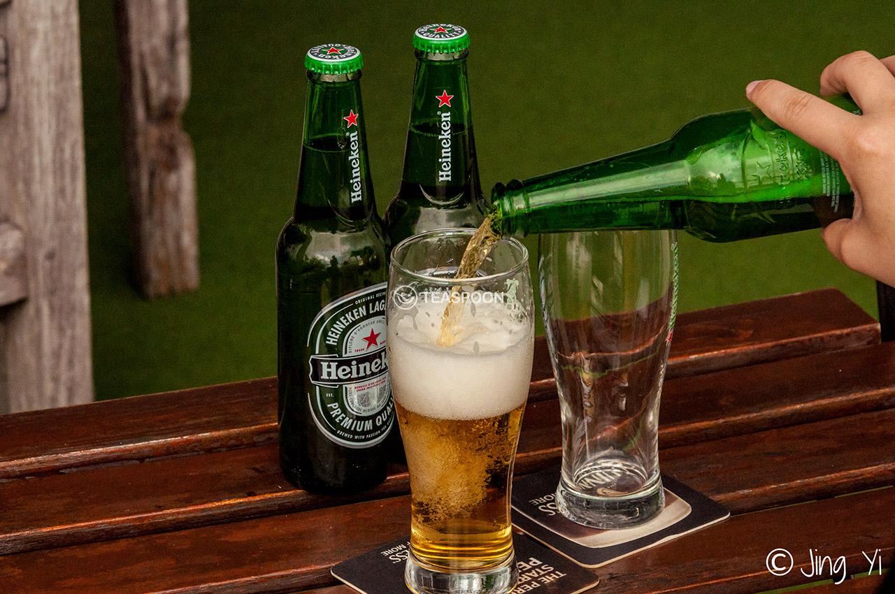 Beer Heineken (2)