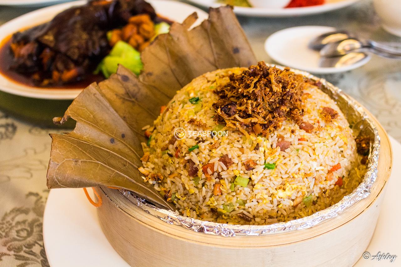 XO Style Fragrant Rice