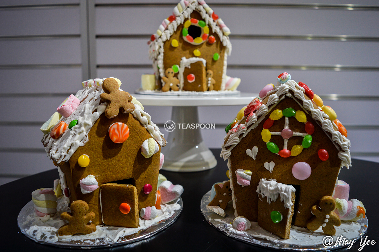 All Gingerbread Houses