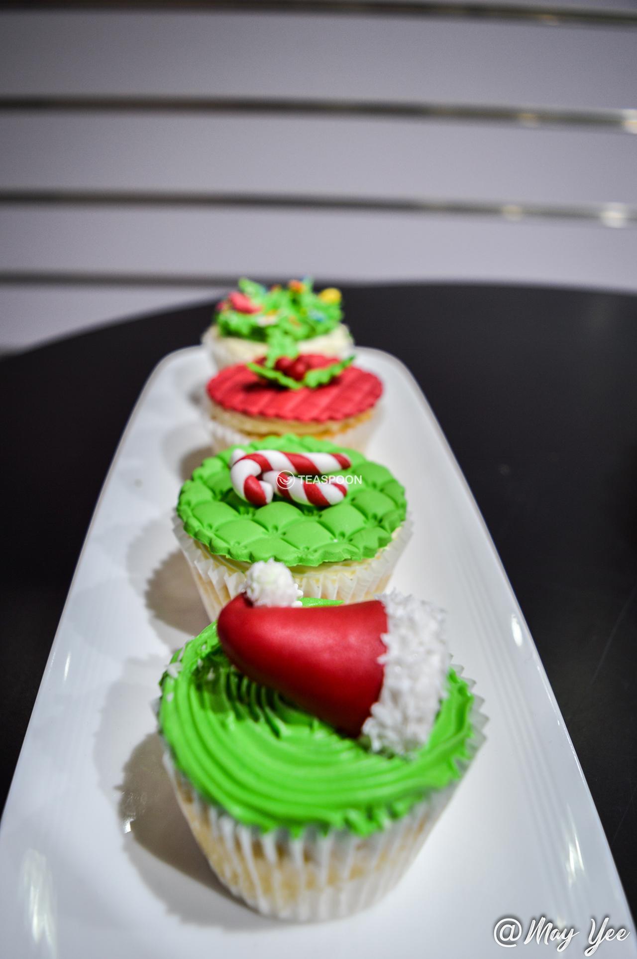 Xmas cupcakes (4)