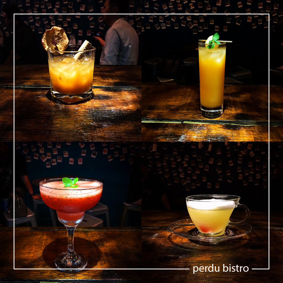 cocktail four seasons