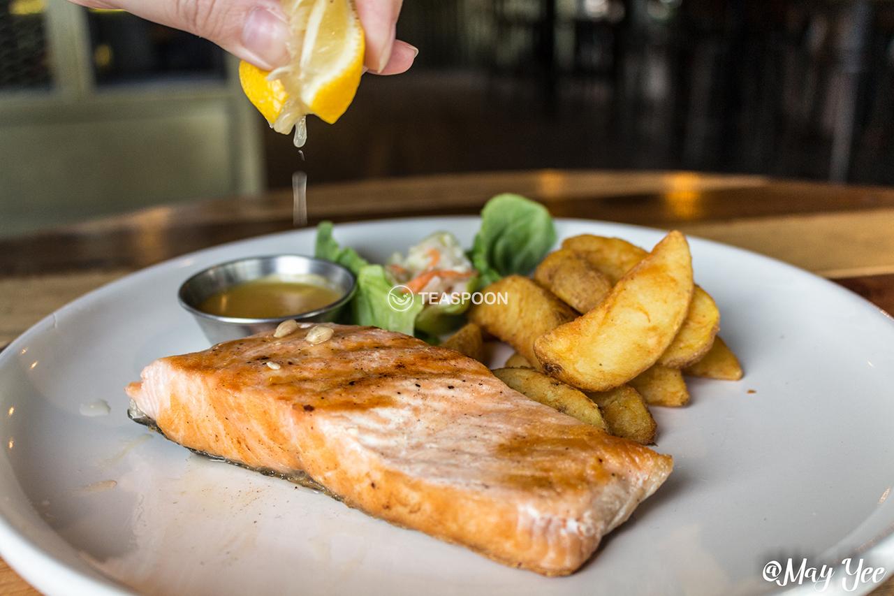 [Salmon Steak] (2)