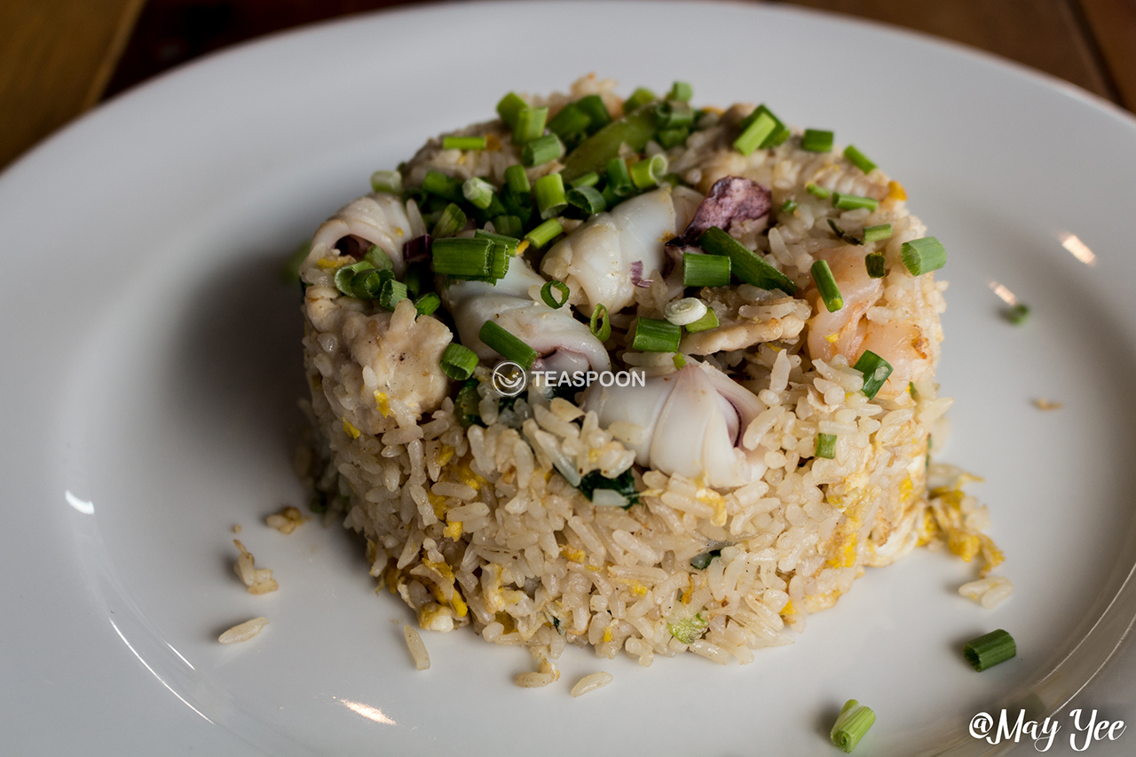 Seafood Fried Rice (5)