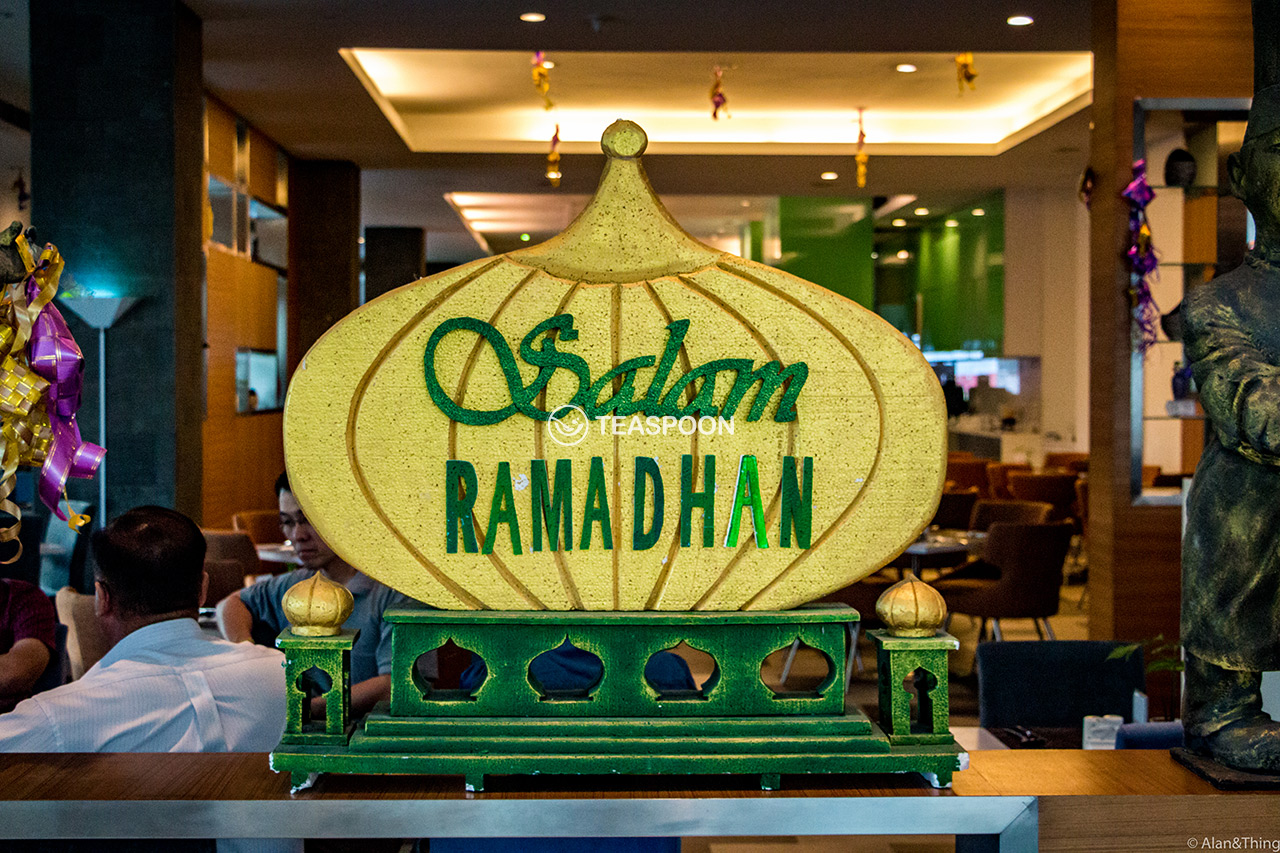 u3010The First International& Chinese Ramadhan Buffet under One Roof? u3011This is the Pullman Kuching u2019s