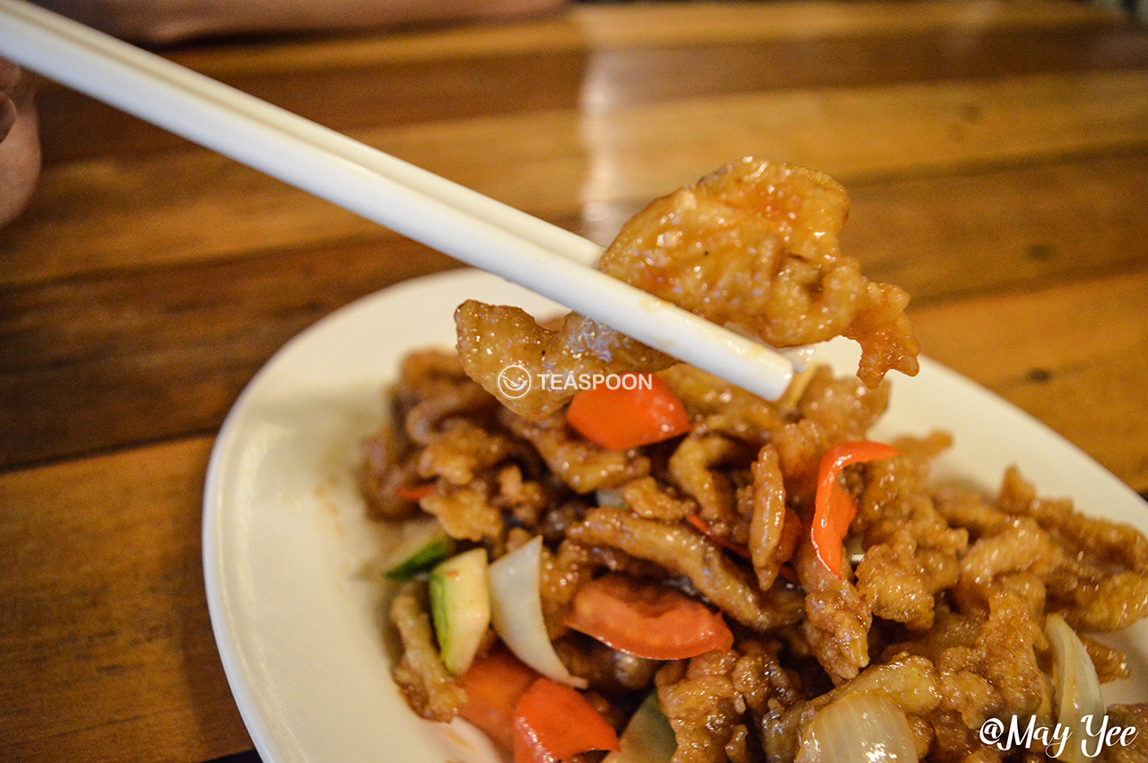 [Sweet & Sour Chicken]