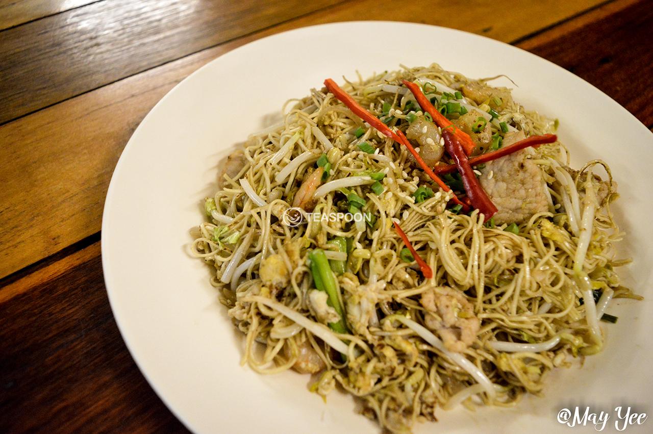 Dry Emperor Noodle (2)