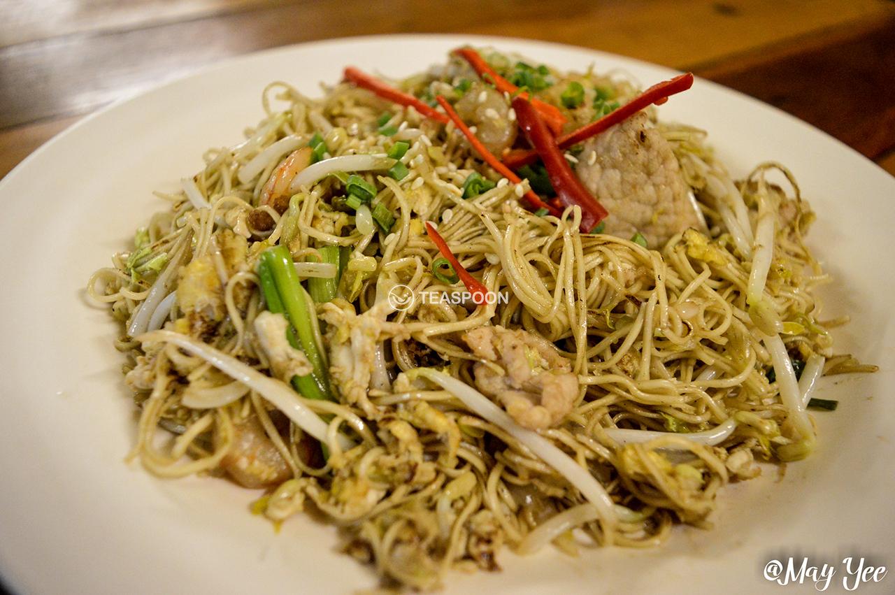 Dry Emperor Noodle