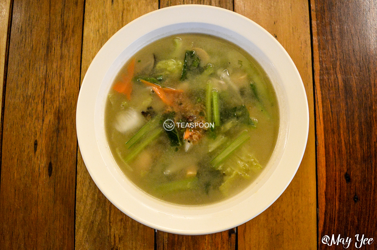 Mixed Vegetables Soup (2)