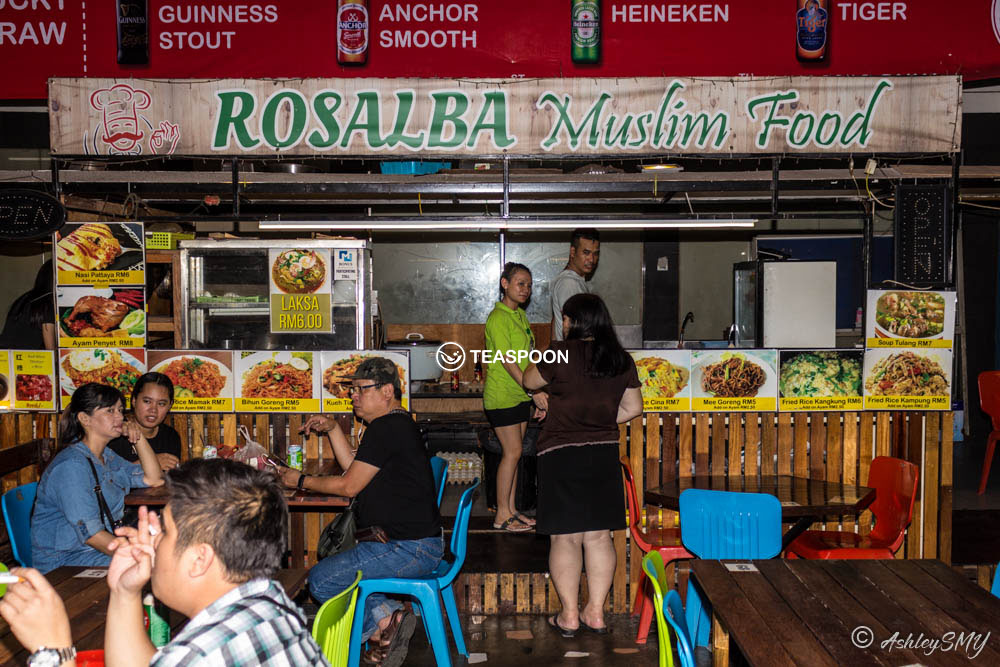 Rosalba Muslim Food copy