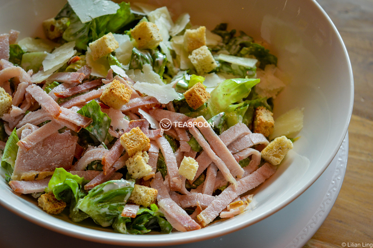 Caesar Salad Bacon (2)