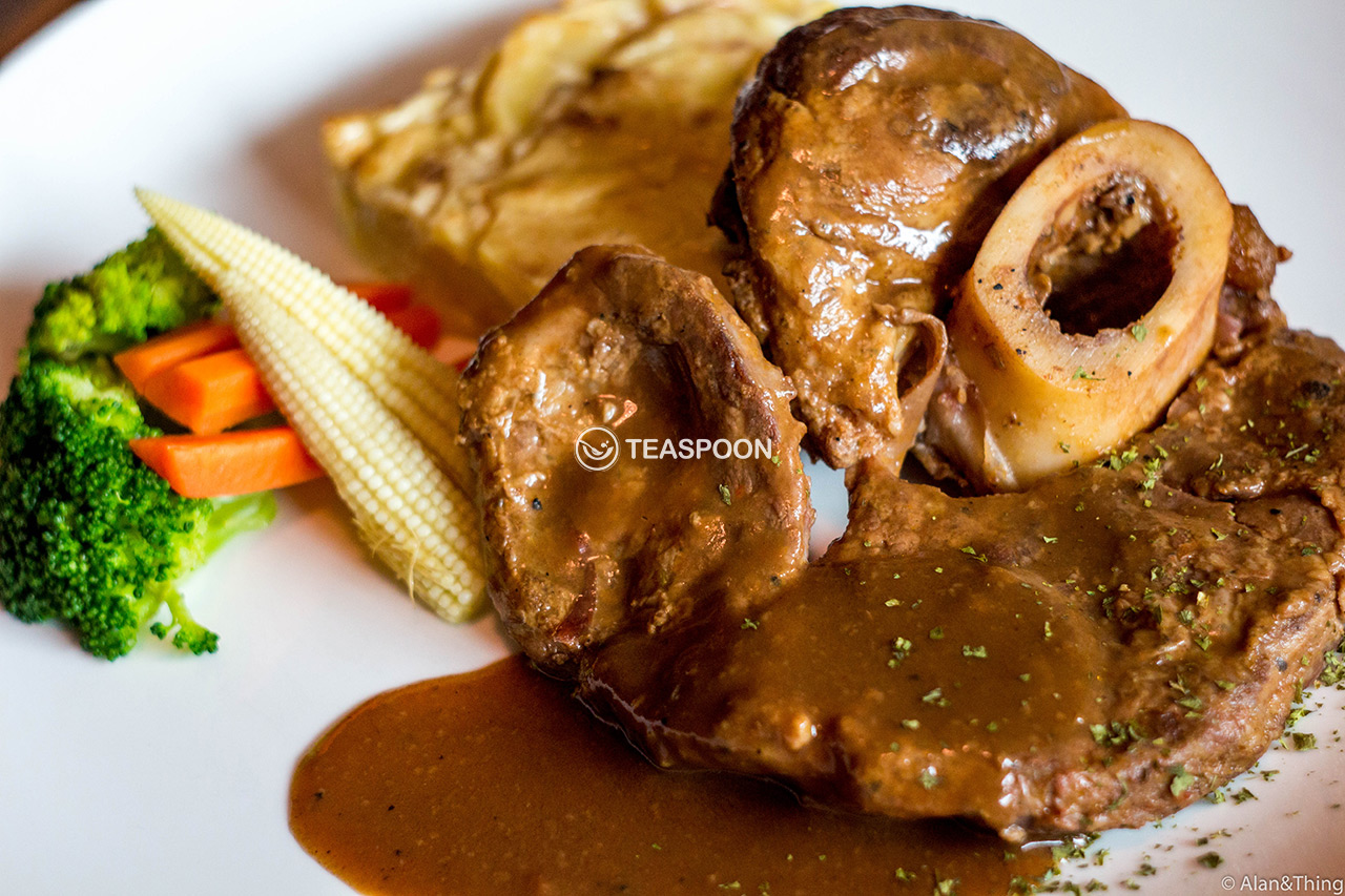 Osso Bucco (Braised Beef Shank) (7)