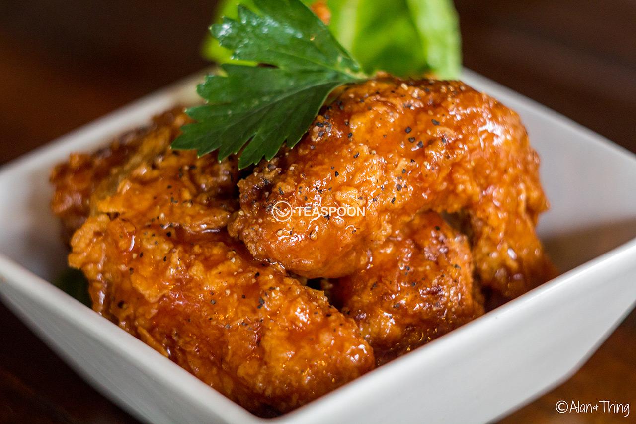 Chicken wings (4)