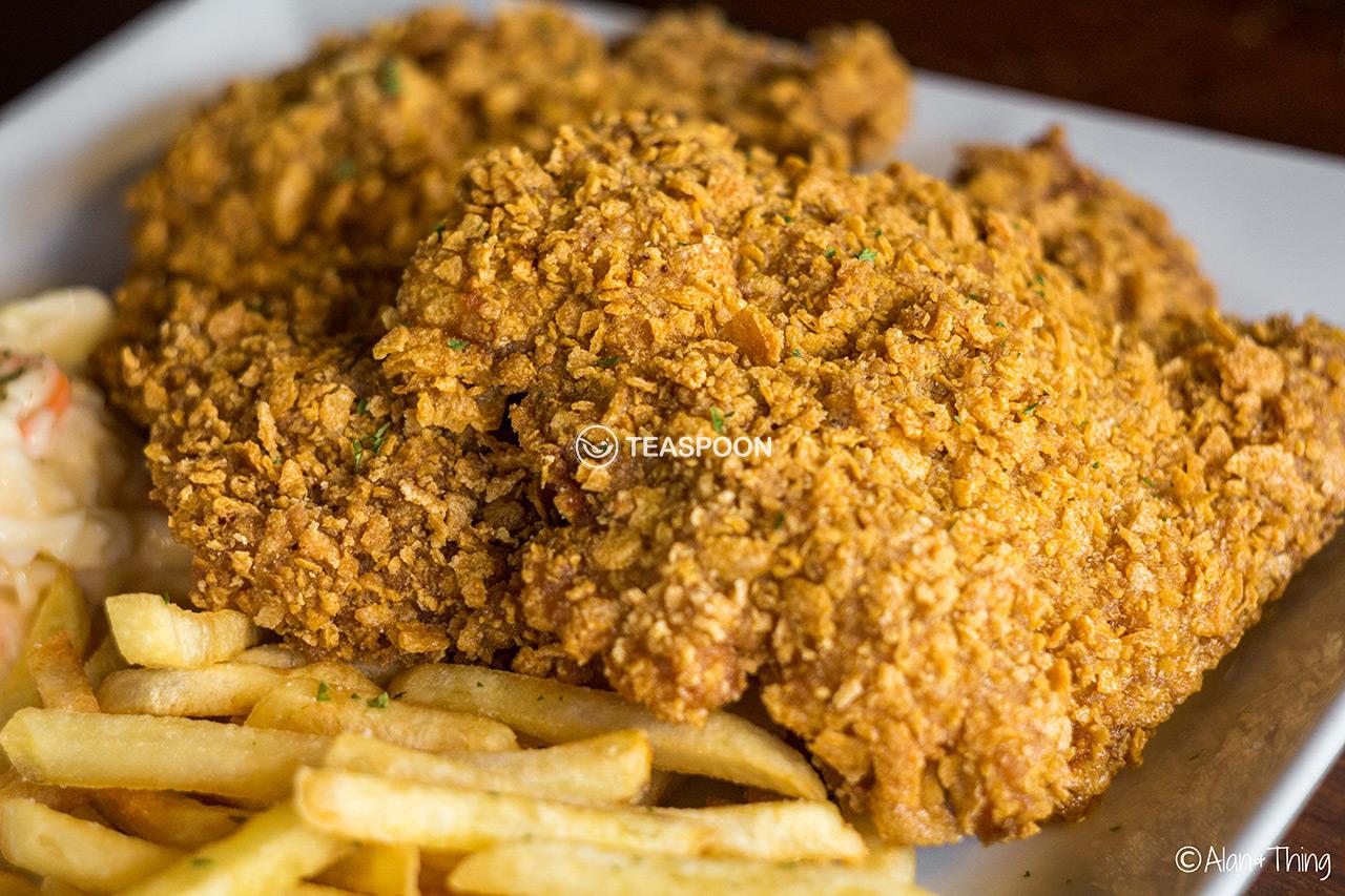 Fried chicken chop (5)