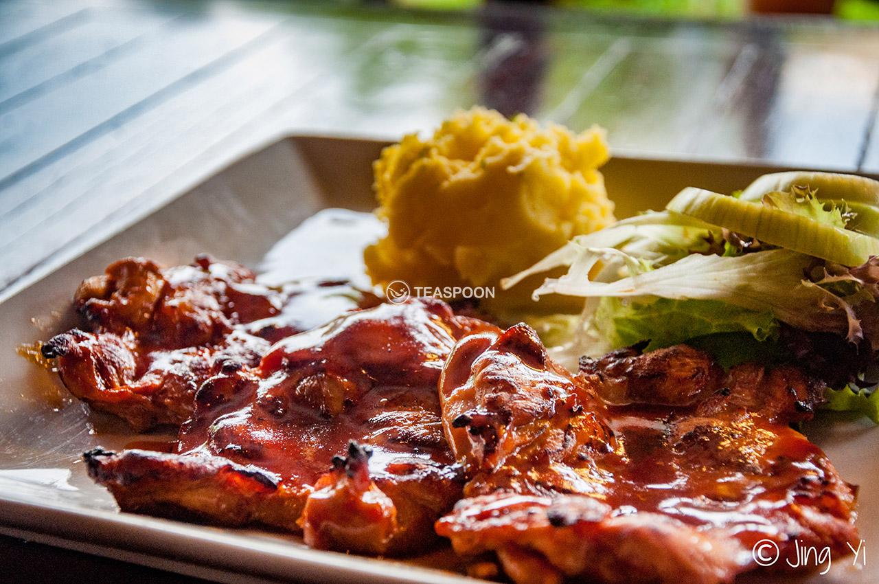 Grilled chicken (8)