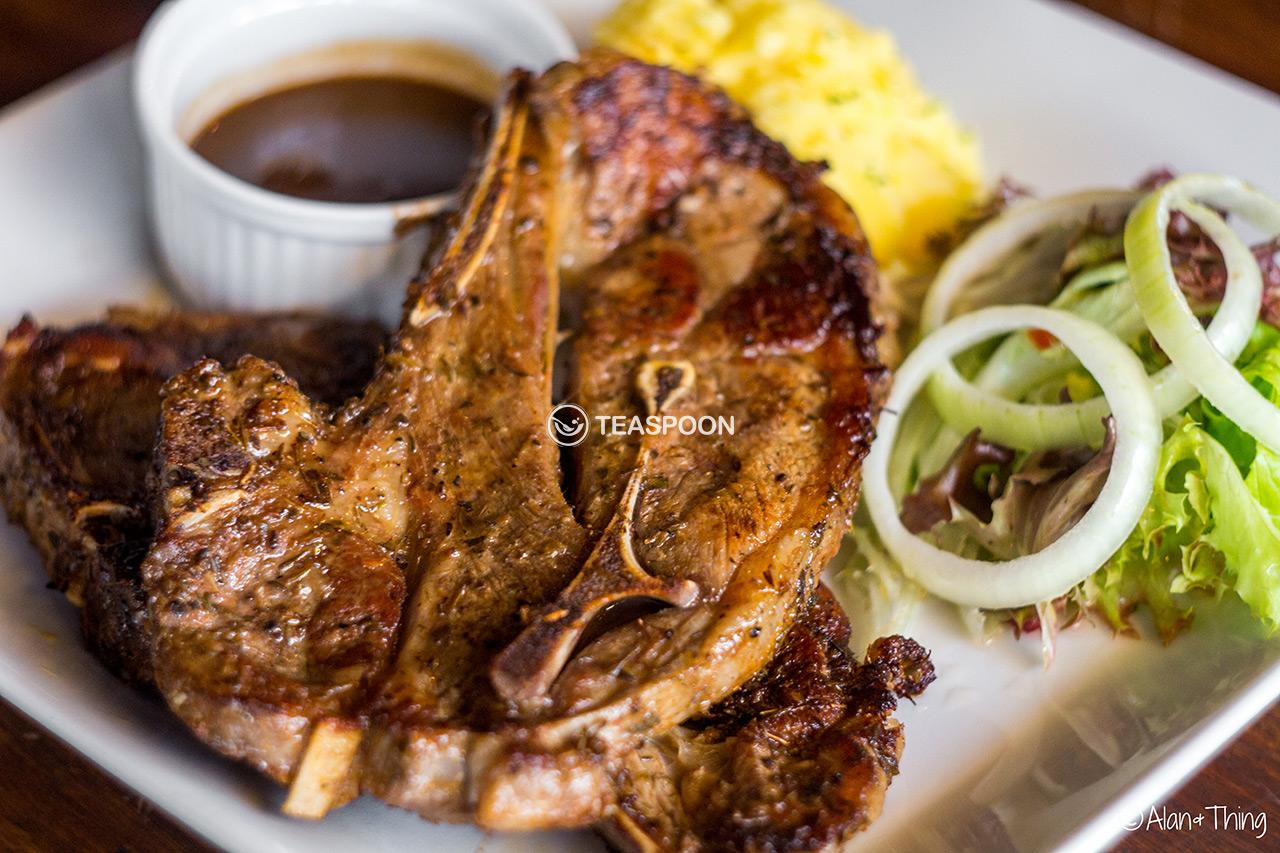 Lamb chop (8)